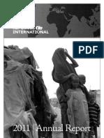 Refugees International 2011 RI Annual Report