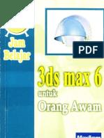 3_3dsmax 6 Untuk Orang Awam
