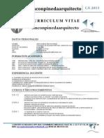 Curriculum 2013