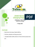 ZAAD Charging Proposal