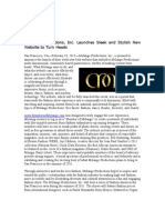 Melange Press Release, 2-16