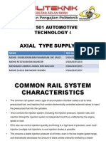 Axial Type Supply Pump