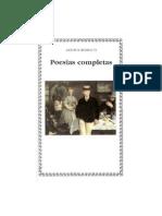 Rimbaud Jean Arthur - Poesias Completas