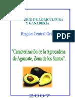 Caracterizacion de La Agrocadena Del Aguacate
