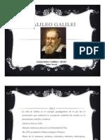 Unidad 2 Galileo Galilei - Alejandra Correa Ortiz