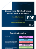 Managing ITS Infrastructure With Visio