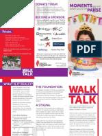 Epilespy Foundation Brochure