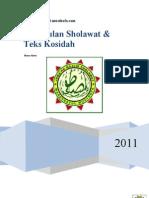Kumpulan Teks Qosidah