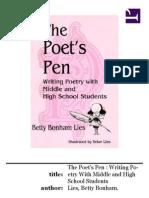 poet pen