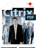 Citrix Training Catalog Preview2