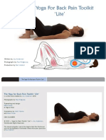 Back Pain & Yoga