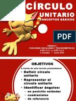 CIRCULO UNITARIO