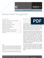 LP Briefing - Ballast Water Management