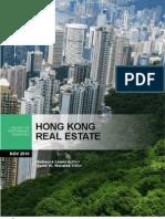 Hong Kong Real Estate Issues for Responsible Investors Full Report