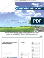 Catalog Preturi Instalatii GPL Constanta