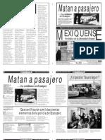 Versión impresa del periódico El mexiquense 26 febrero 2013