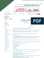 Acceder Al Menu Interno Del SHARP GX15(Liberarlo)