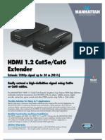 HDMI transceiver datasheet