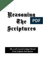 The Second Advent of Jesus Christ