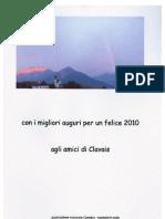 Calendario di Clavais 2010
