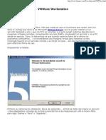 Instalación y configuración de  VMWare Workstation