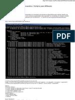 Scripts y comandos para VMware