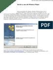 Instalación y uso de VMware Player