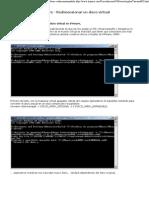 Ampliar el tamaño de un disco duro virtual en VMware Server