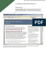 Instalación de VMware Infrastructure Client 2.5