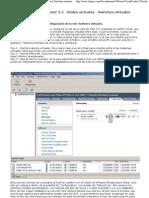 VMware VirtualCenter 2.5 - Configuración de la red