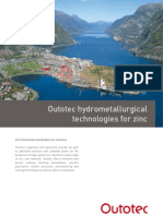 OTE Outotec Hydrometallurgical Technologies for Zi