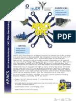 OPC Datasheet Ver1