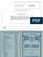 Don Carlo Verdi