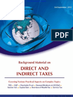 Free e Book on Tds Service Tax
