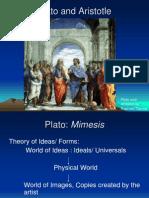 Plato vs Aristoteles