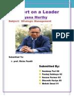 Narayan Murthy SM Project