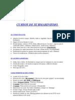 Programa Curso Submarinismo Club Narval
