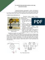 Determinarea Coeficientului de Frecare de Aderenta Si Rostogolire(1)