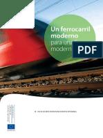 Un Ferrocarril Moderno Para Una Europa Moderna