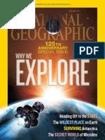 National Geographic Magazine USA January 2013