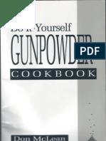 Firearms - McLean, Don - Do-It-Yourself Gunpowder Cookbook