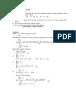 Statistica Aplicatii Rezolvate