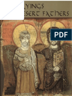 Benedicta Ward - The Sayings of the Desert Fathers