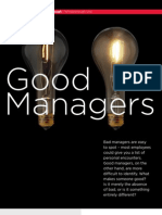 Good Managers R1
