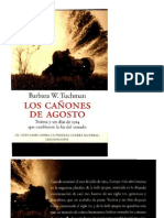 Los Canones de Agosto - Barbara W. Tuchman
