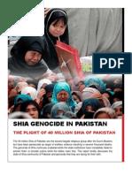 Shia Genocide in Pakistan