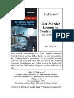 Zindel, Paul - die detektive - 06 - Der Mörder kommt in Teufels Küche
