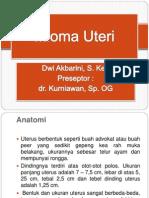 PP Referat Mioma Uterina
