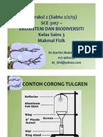 INTERAKSI 2 AMALI 1 – biota tanah