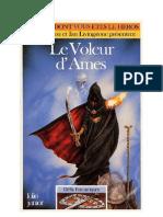 Defis Fantastiques 34 - Le Voleur d'Ames